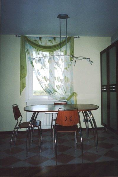 Занавеска на кухню своими руками выкройки